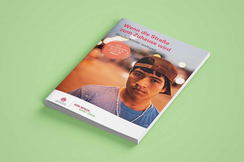 Cover Strassenkinder weltweit